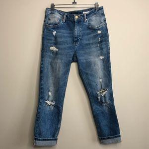 Zara TRF Boyfriend Jeans